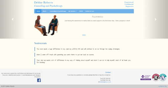 DRCP Counselling and Psychotherapy