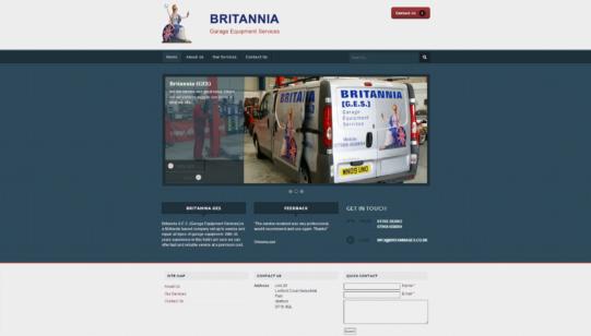 Britannia GES